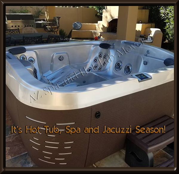 Have your Spa-Jacuzzi-Hot Tub Professionally cleaned and made ready for this perfect hot tub season!