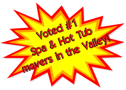 Az Spa and Hot Tub Movers ​​Voted #1 Spa & Hot Tub mover in the valley. Arizona's BEST hot tub mover!